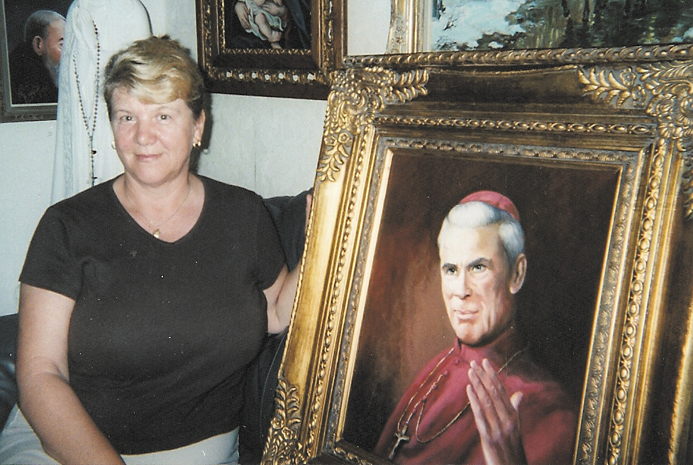 Indiana Artist who painted Museum's picture of Sheen